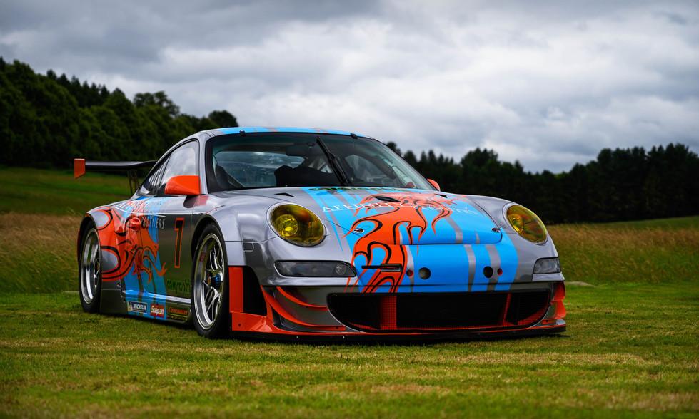 2008 Porsche 997 RSR