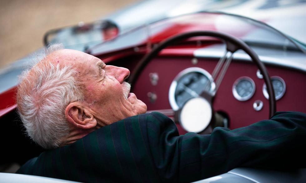 Malcolm Rickett's 1953 Lotus Mk VIII