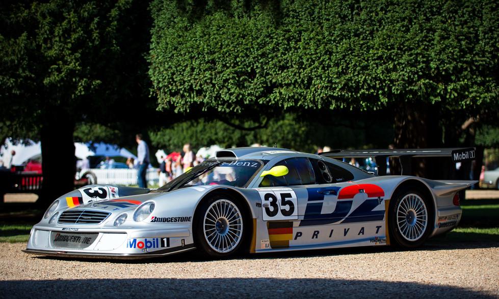 1998 Mercedes Benz GTR LM