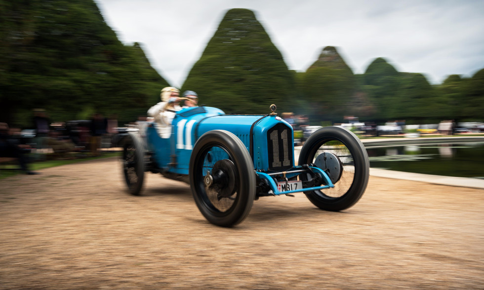 1920 Ballot 3/8 LC