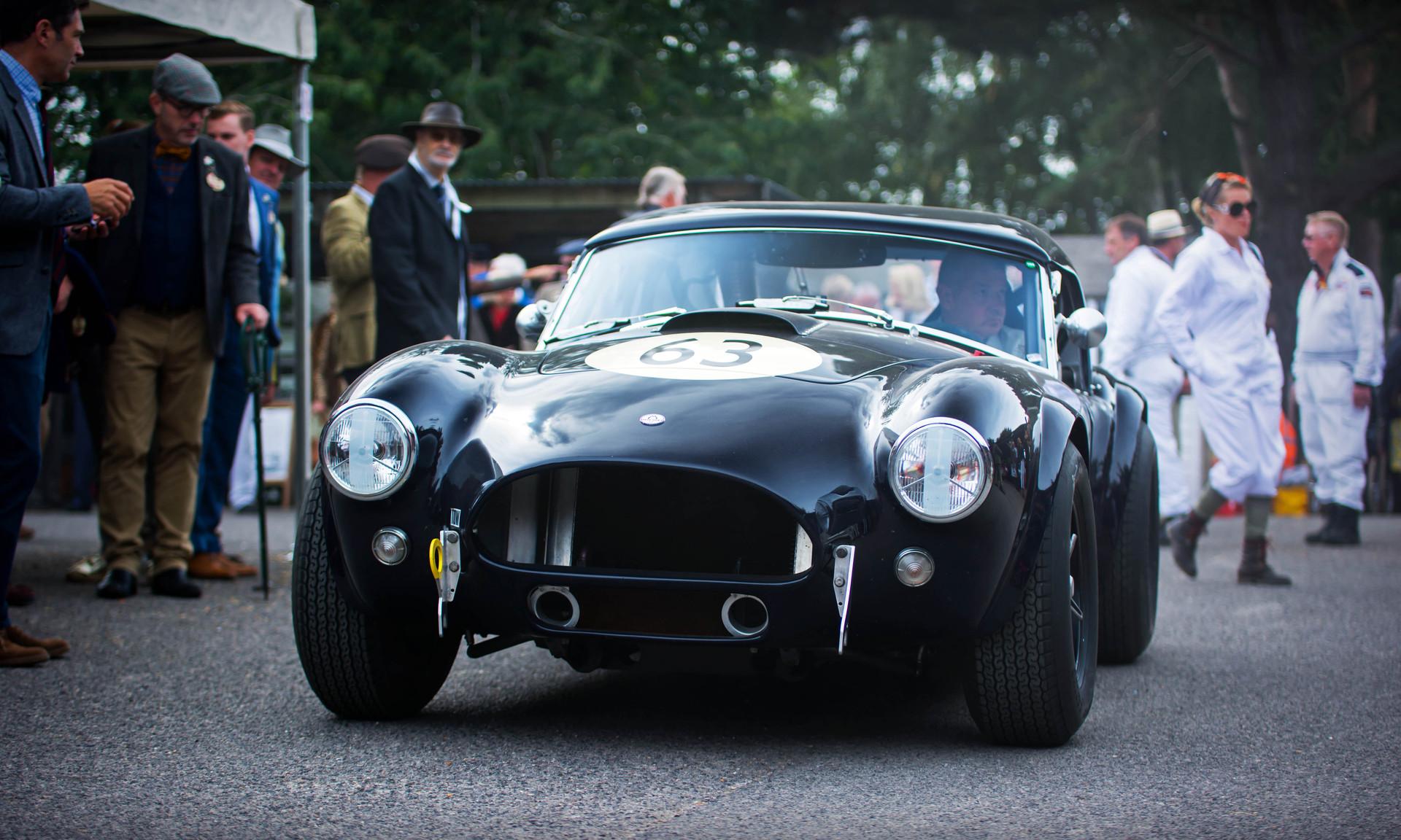 Karsten Le Blanc & Martin Stretton's AC Cobra