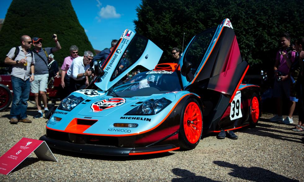 1997 McLaren F1 GTR Long Tail