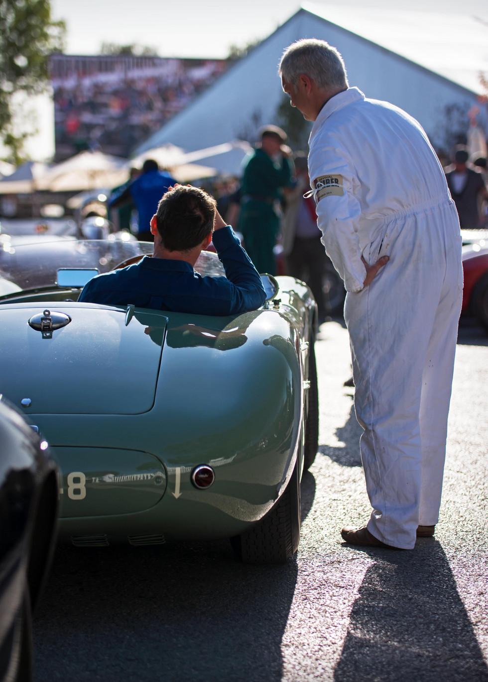 1954 HWM-Jaguar