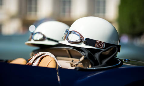 1954 Siata 208S Motto Spider at the 2017