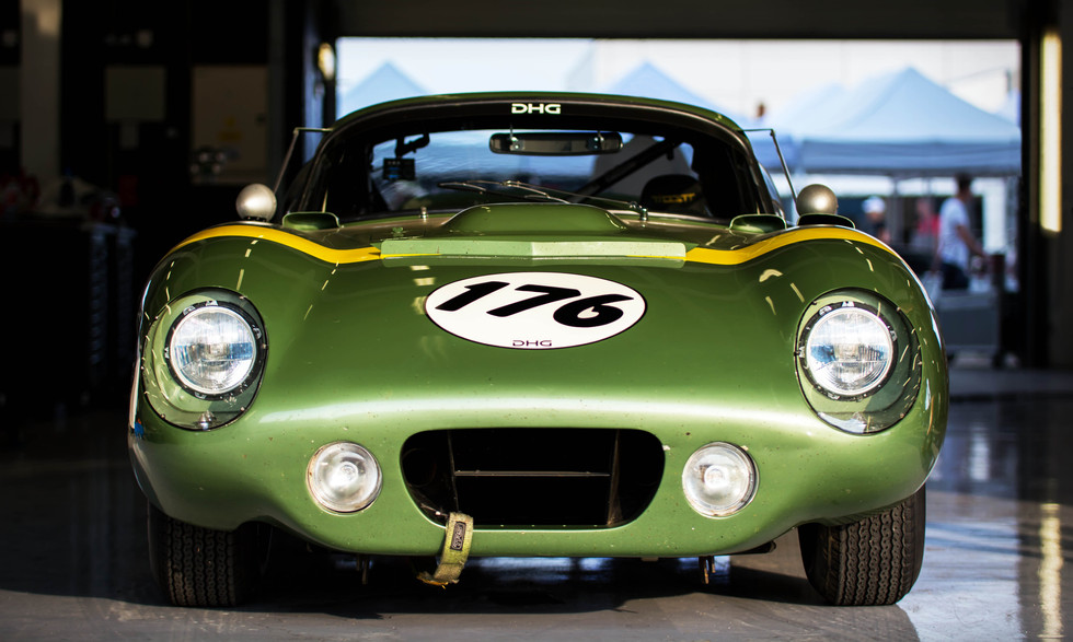 David & Olivier Hart's AC Cobra Daytona