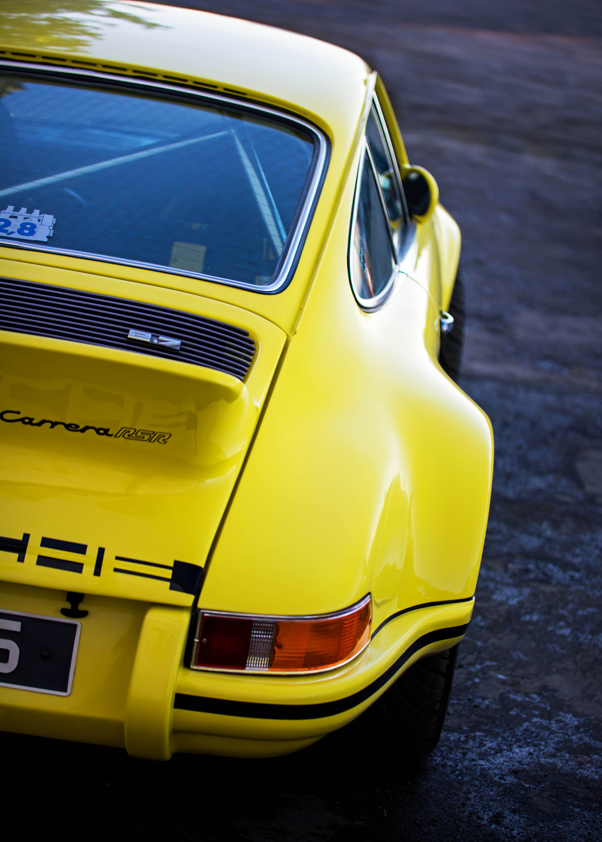 Porsche 911 Carrera 2.7 RSR