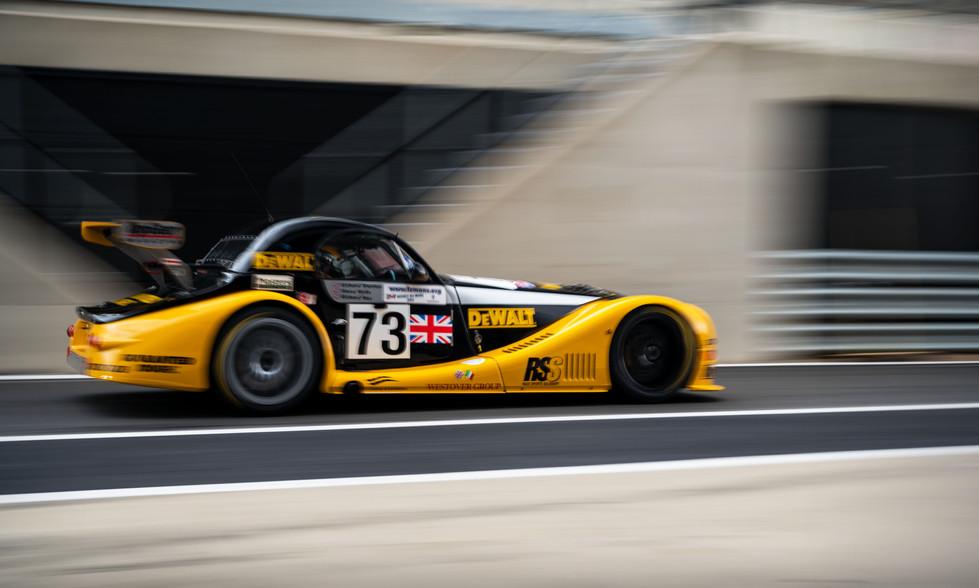 Steve Hyde's 2002 Morgan Aero 8 GTN