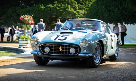 1960 Ferrari 250 GT SWB Competizione 200