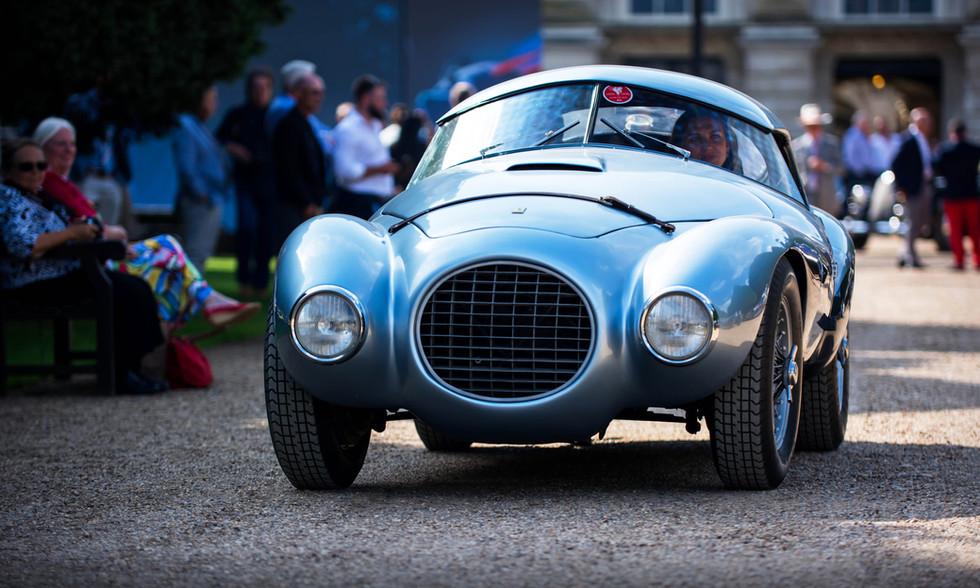 1951 Ferrari 166MM 212 Export Uovo