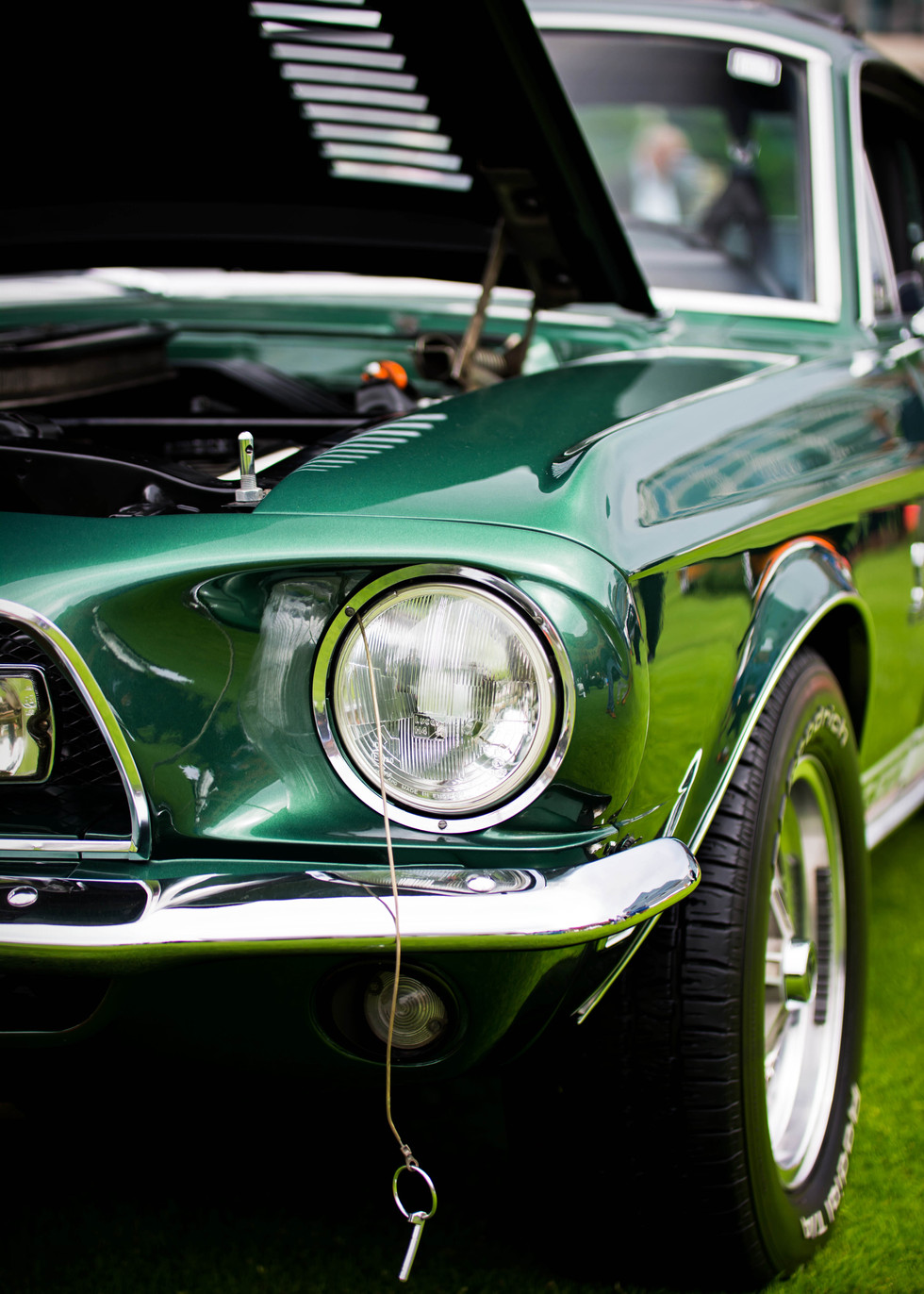 1968 Ford Shelby Cobra GT500