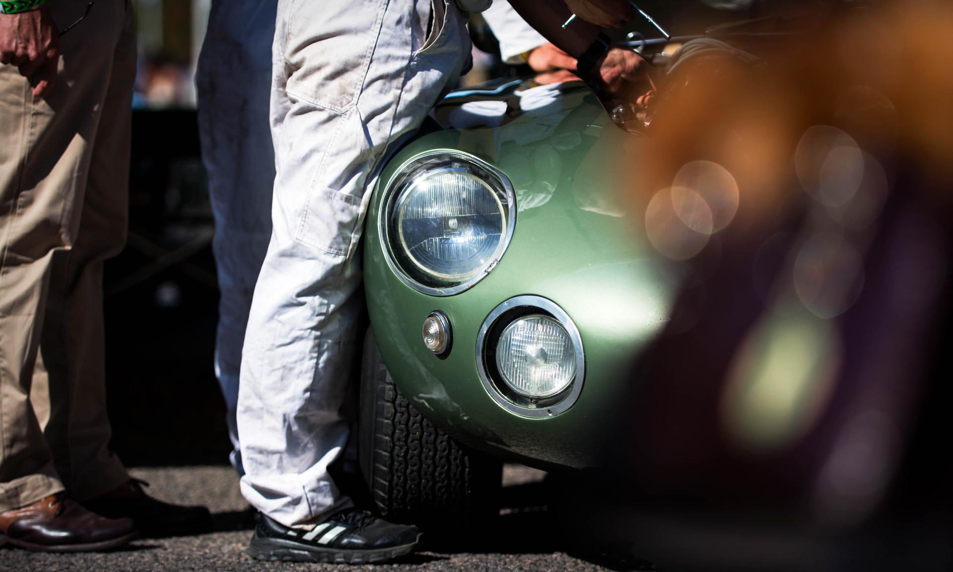 1962 Aston Martin Project 212