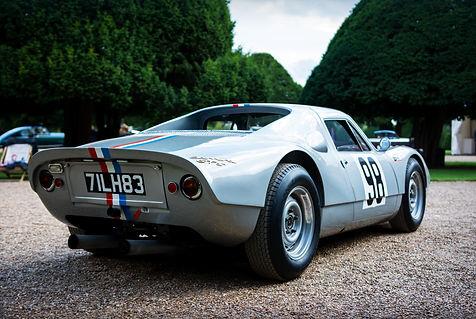 Philip Hylander's 1964 Porsche 904 Carre