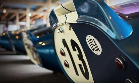 1964 Shelby Cobra Daytona Coupe CSX2299