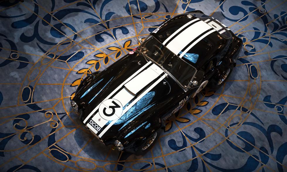 Malcolm & Sandra Young's 1963 AC Cobra