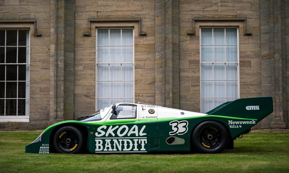 1984 Skoal Bandit Porsche 956