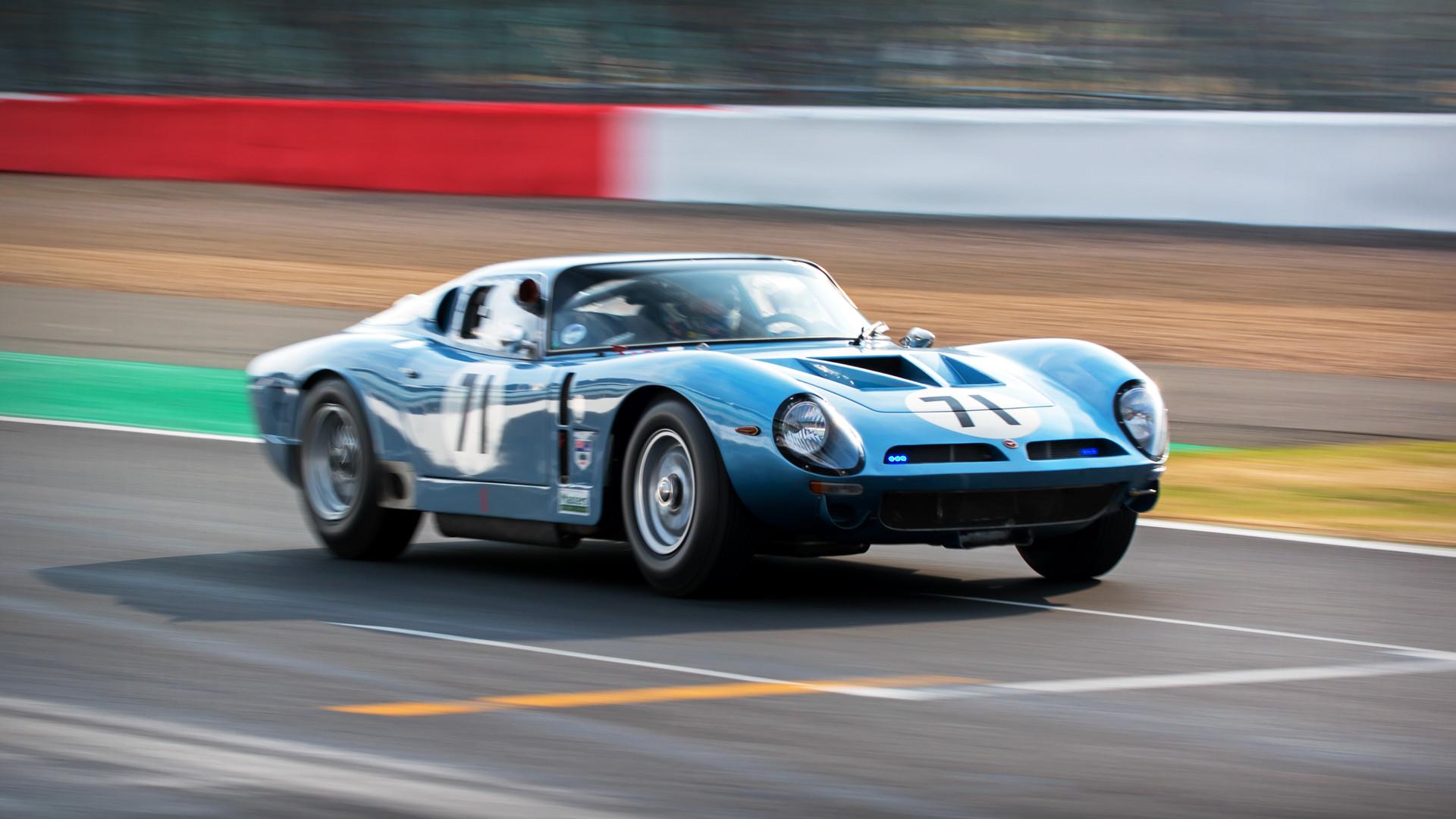 Roger Wills' 1965 Bizzarrini 5300 GT