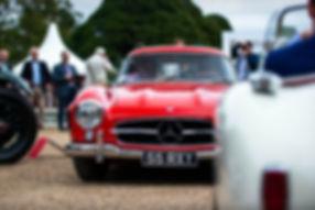Alain & Sharon Li's 1955 Mercedes Benz 3