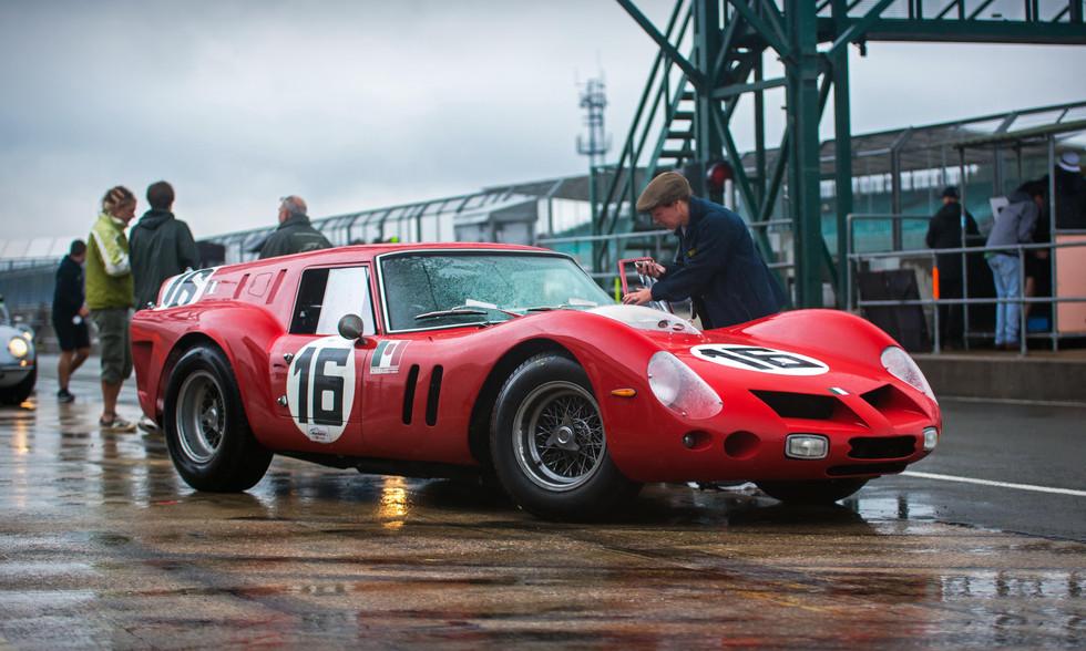 Lukas & Niklas Halusa's 1961 Ferrari 250 GT SWB Breadvan