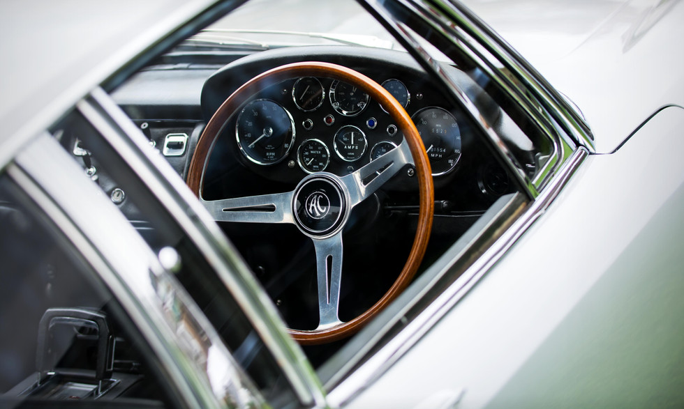 1971 AC 428 Frua Coupe