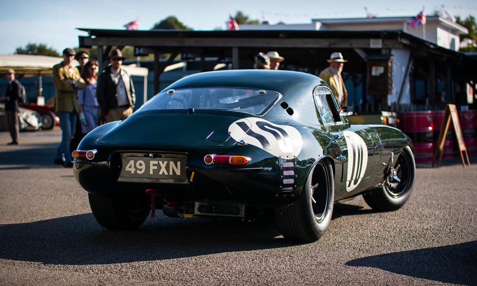 1963 Jaguar E-type Lightweight Lowdrag