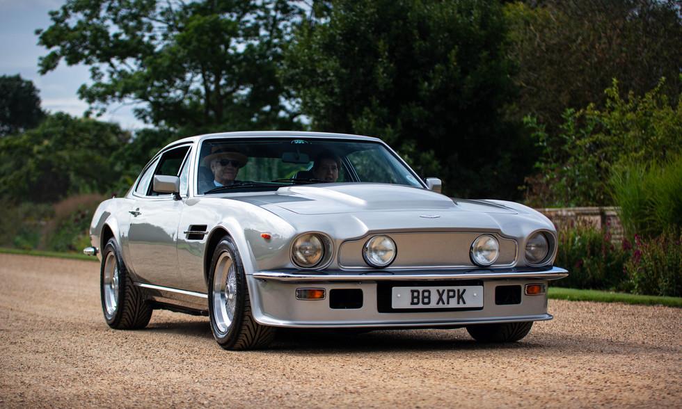John Williamson's 1985 Aston Martin V8 Vantage