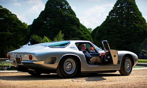Guy Berryman's 1967 Bizzarrini GT 5300 S