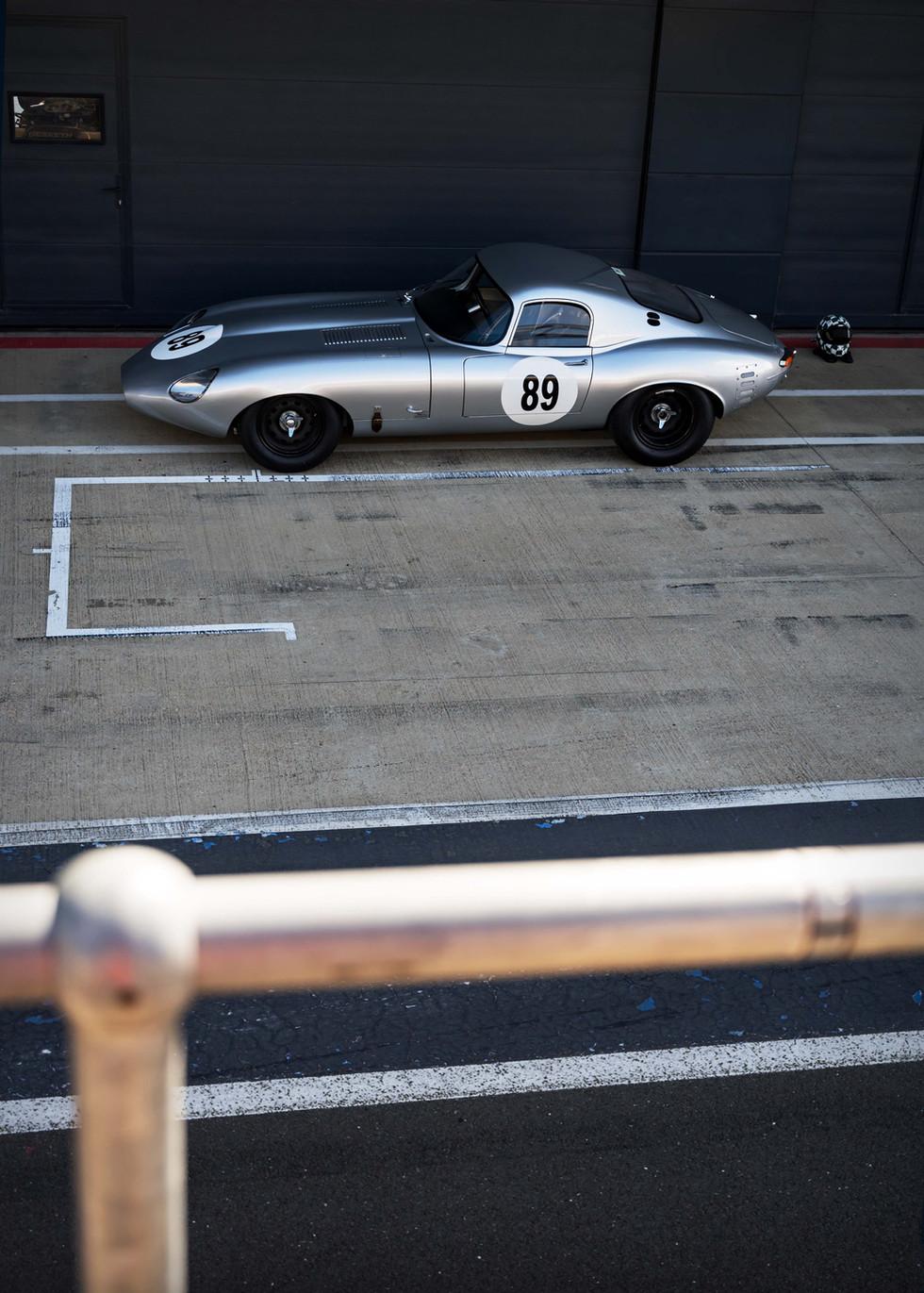 1963 Jaguar E-Type Low Drag
