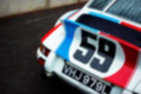 1973 Garrard Porsche 911 Carrera 2.8 RSR