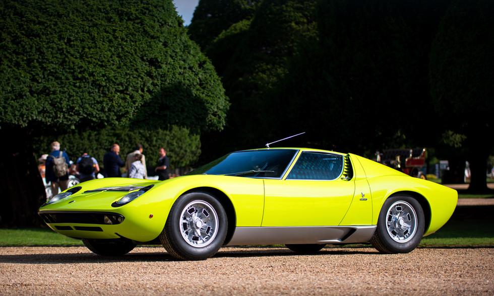1971 Lamborghini Miura P400S