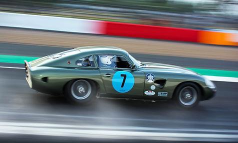 Wolfgang Friedrichs' 1963 Aston Martin D