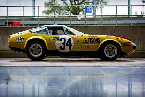 1972 Ferrari 365 GTB 4 Daytona at the 20