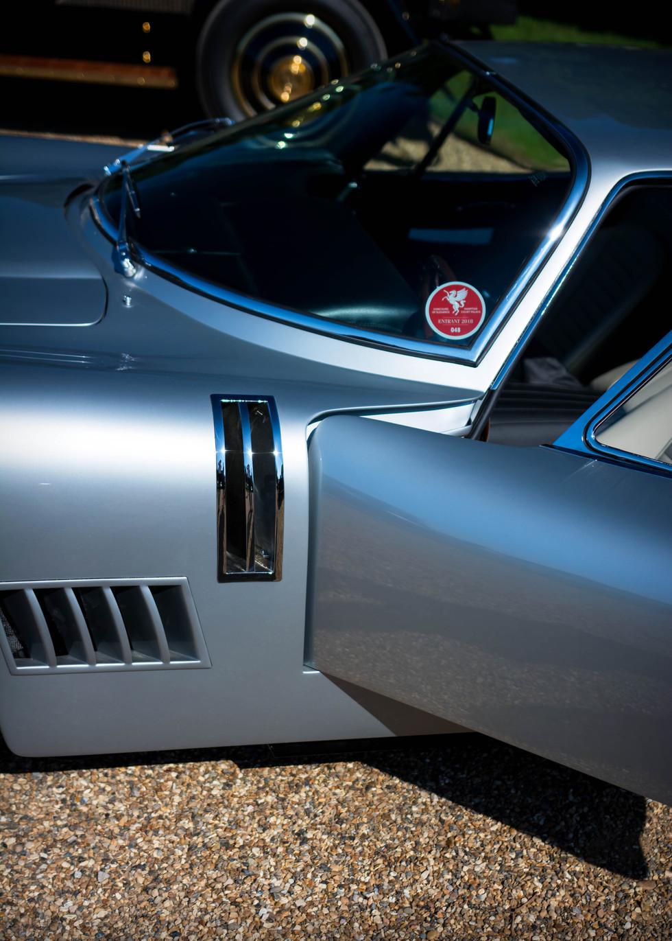 Guy Berryman's 1967 Bizzarrini 5300 GT