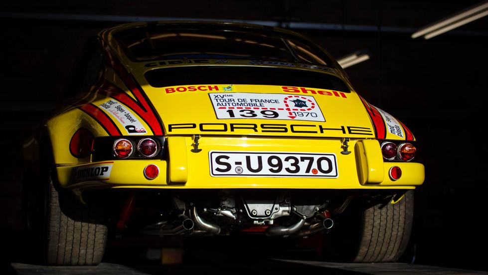 1969 Larrousse Tour de France Porsche 911ST