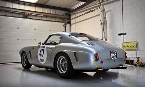 Peter Neumark's 1960 Ferrari 250 GT SWB