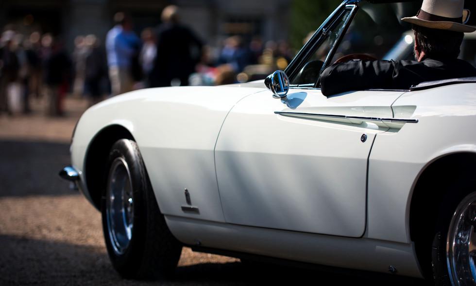 1967 Ferrari 365 California Spyder