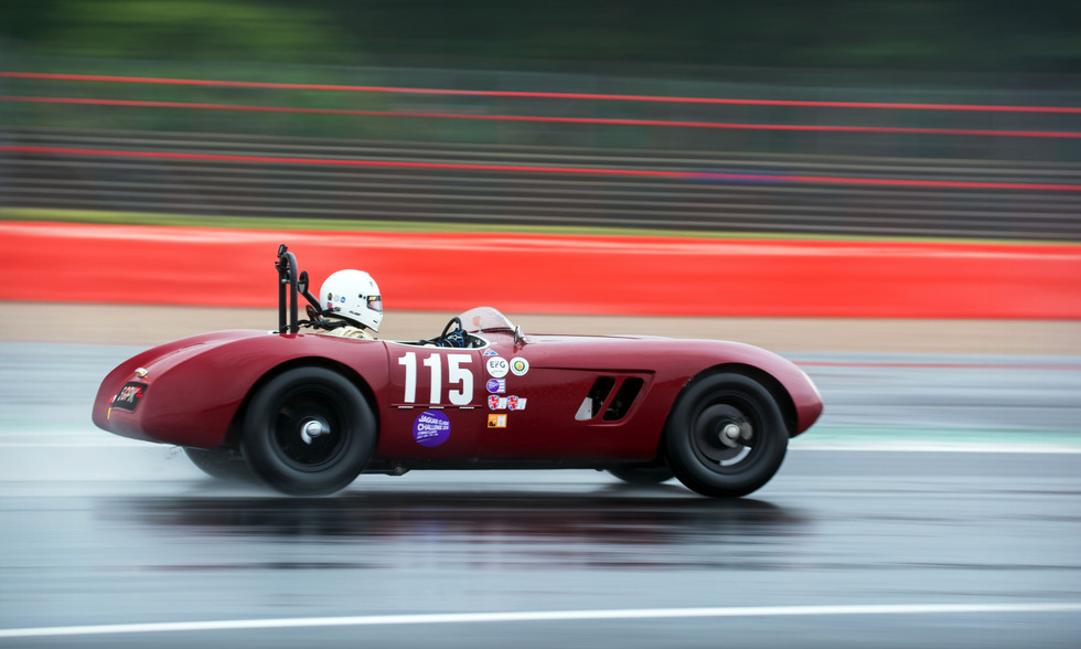 John Burton's 1958 Alton Jaguar