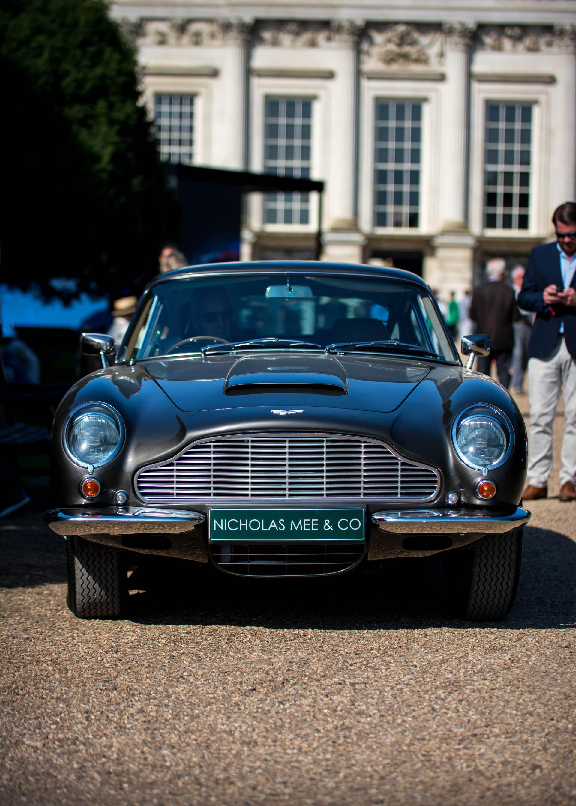 Nicholas Mee Aston Martin DB5