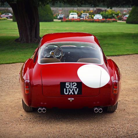 1957 Ferrari 250 GT Tour de France 14 Lo