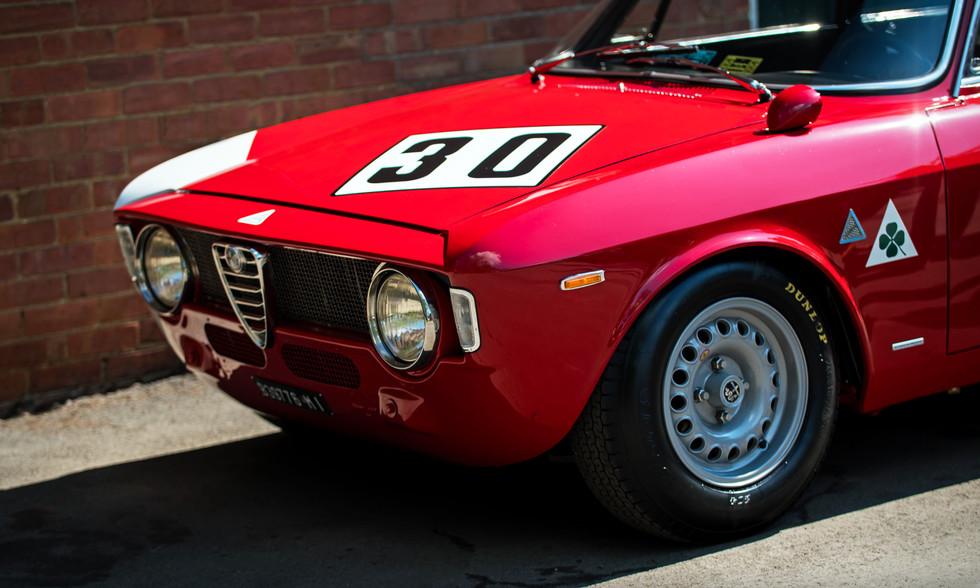 Autodelta Alfa Romeo Giulia Sprint GTA