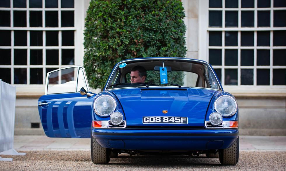 Jeff Moyes' Porsche 911