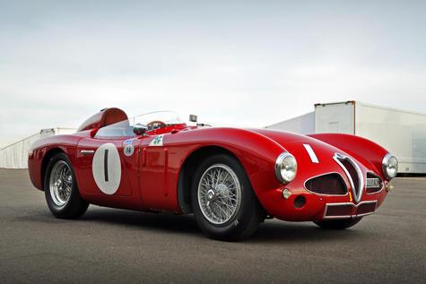 1953 Alfa Romeo 3000 Disco Volante No.1