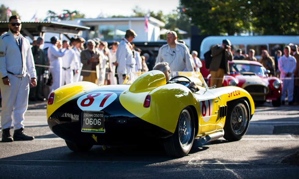 1958 Ferrari 290MM