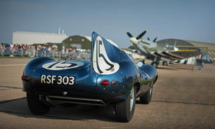 a spitfire for the road