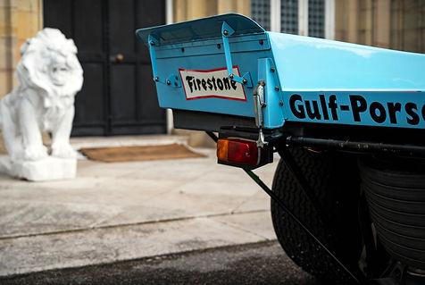 1969 Gulf Racing Porsche 917 Le Mans Wor