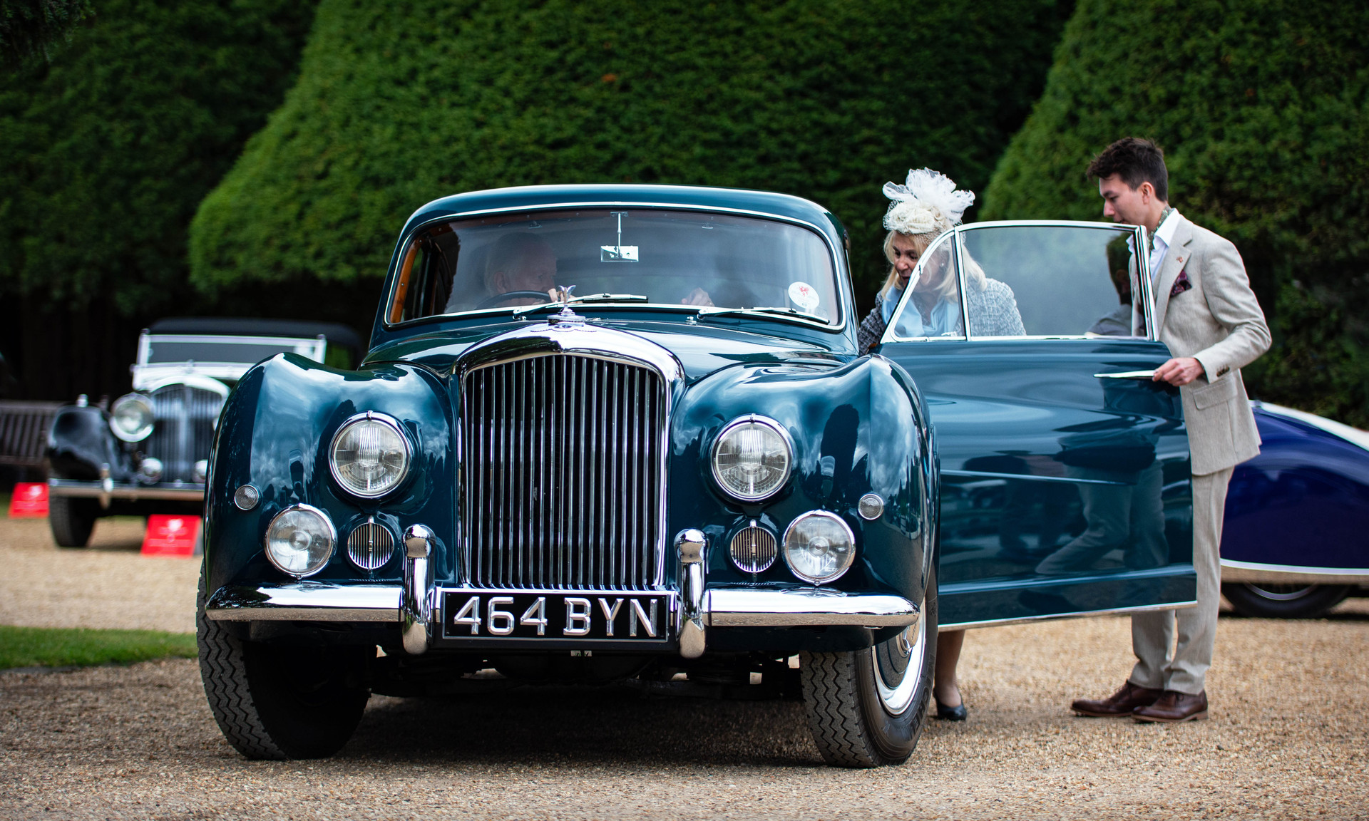 Fred Kriz' 1955 Bentley R-Type Continental