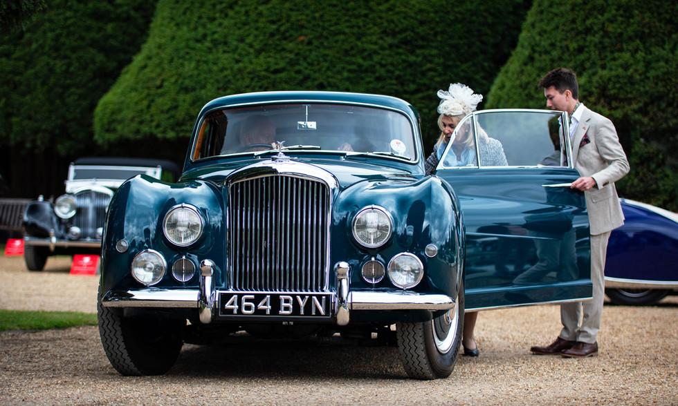 Fred Kriz' 1955 Bentley R-Type Continental