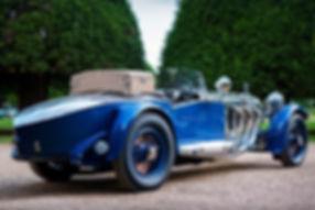 1935 Mercedes-Benz S Barker Tourer at th