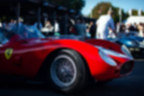1959 Ferrari 250 TR 59 60 at the 2019 Go