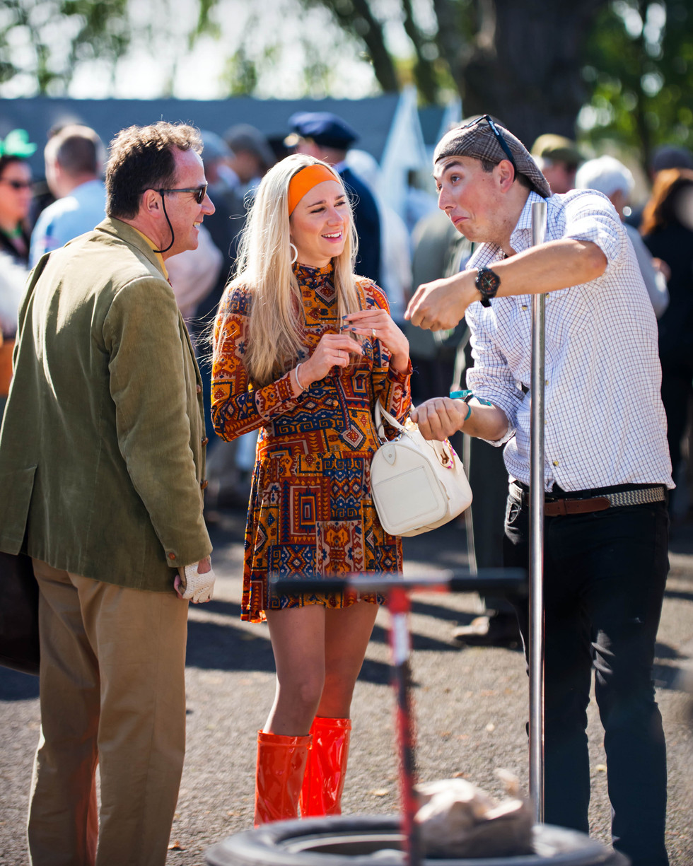 Going through the motions at the 2017 Goodwood Revival