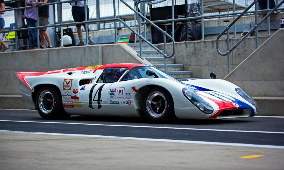 Oliver & Grahame Bryant's 1969 Lola T70 Mk3B